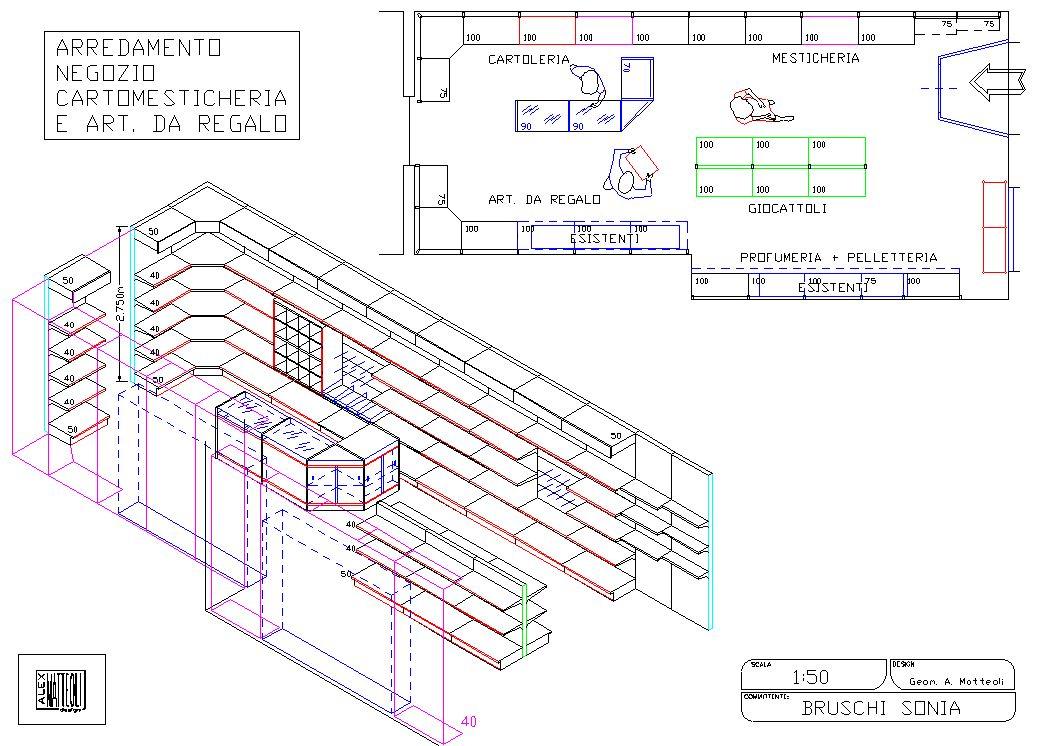 Luglio 1997 studio tecnico genialstudio for Bruschi arredamenti