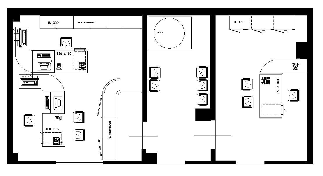 Codutti Mobili Ufficio.Arredo Ufficio Studio Arredo Con Linea Laser Plus Codutti